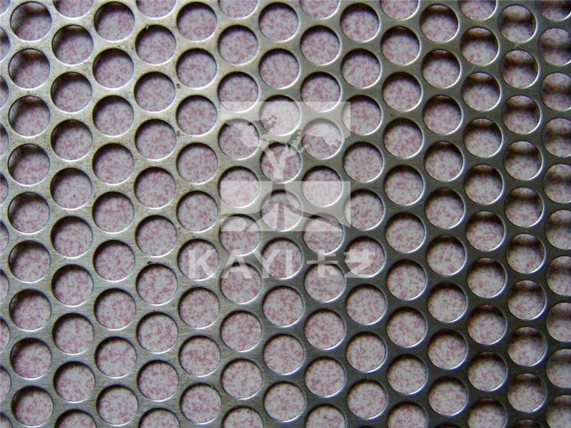 Steel Perforated Metal