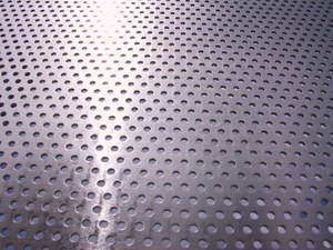 Aluminum Perforated Metal